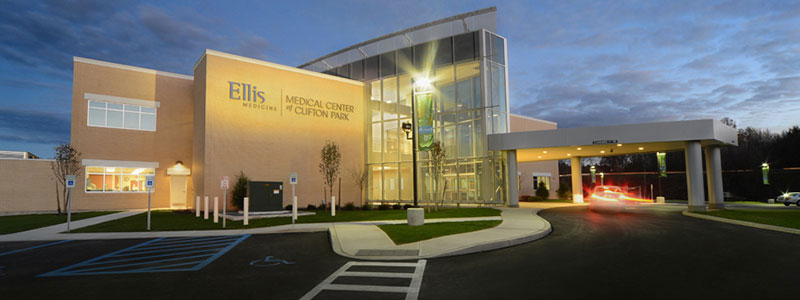 Ellis Health Center Exterior
